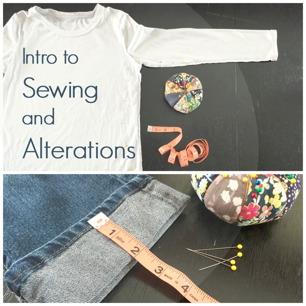 Into to Alterations | Sew You Studio.com