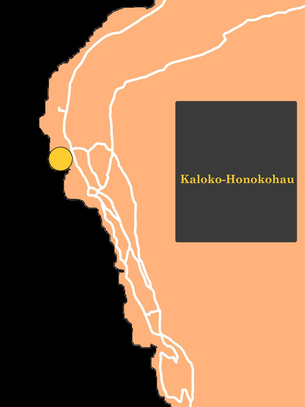 Kaloko-HonokohauKonaMap.png