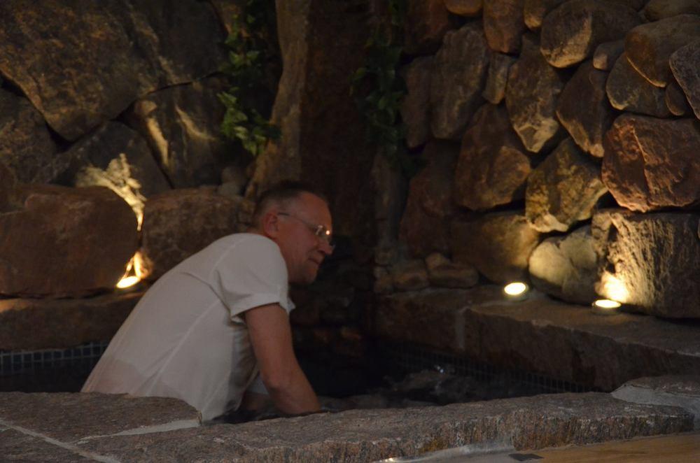 3 män döpta till Kristus i helgen!