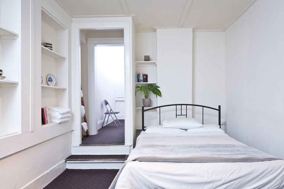 Bed and breakfast accommodation 3km from the Sydney CBD in Rozelle Balmain.