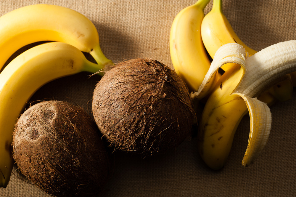 We use Fairtrade bananas and ethically-sourced dried fruit, nuts and berries