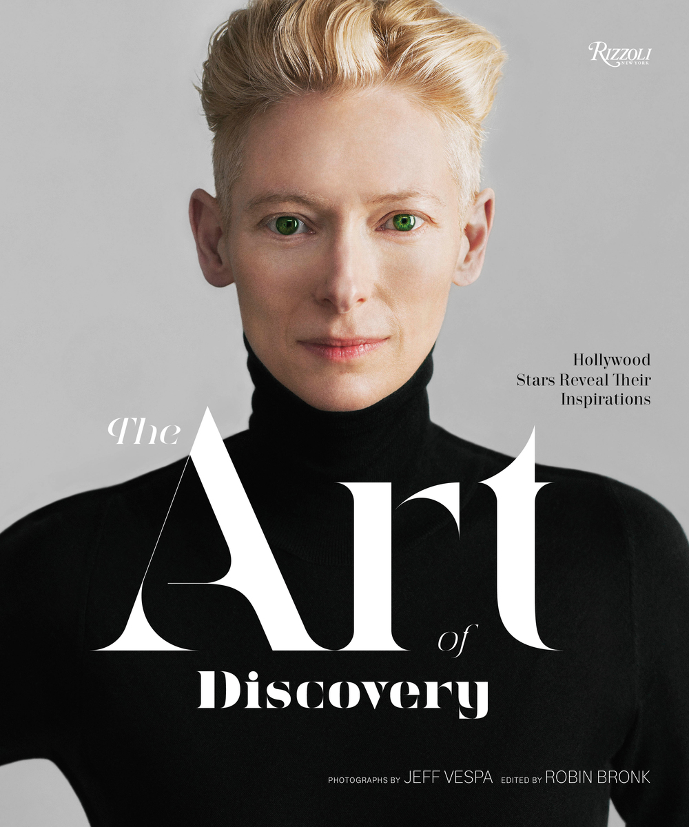 Alternative cover | Tilda Swinton