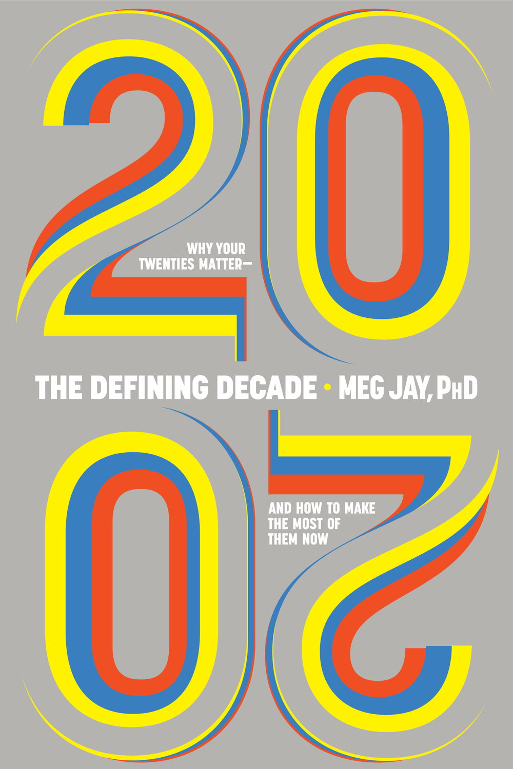 Twelve  | The Defining Decade  alternative cover