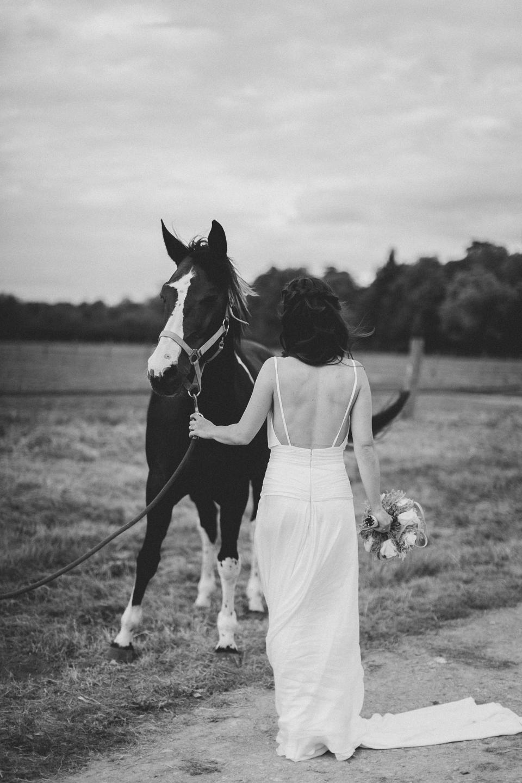 Aurore + Antoine Ozouer le Voulgis - Mariage