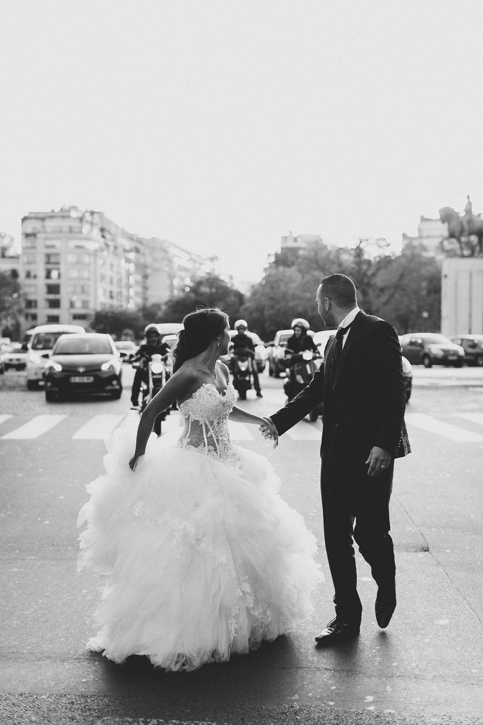 Sofia + Jonathan   Paris - Day After