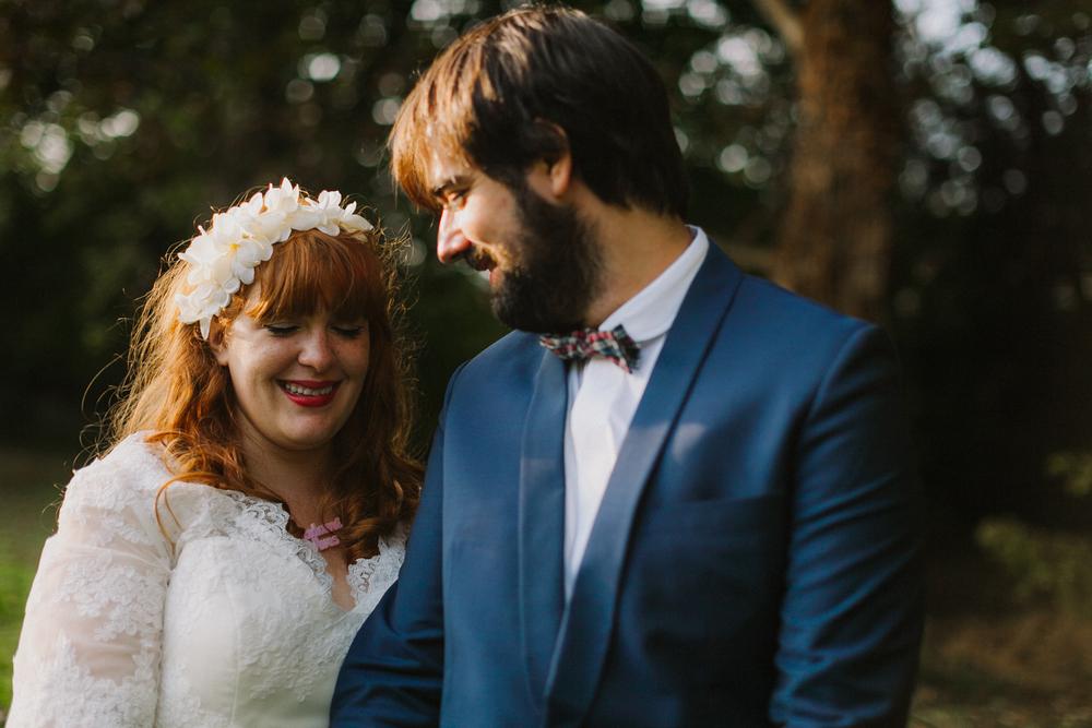 Claire + Aurélien Orgeval // Wedding