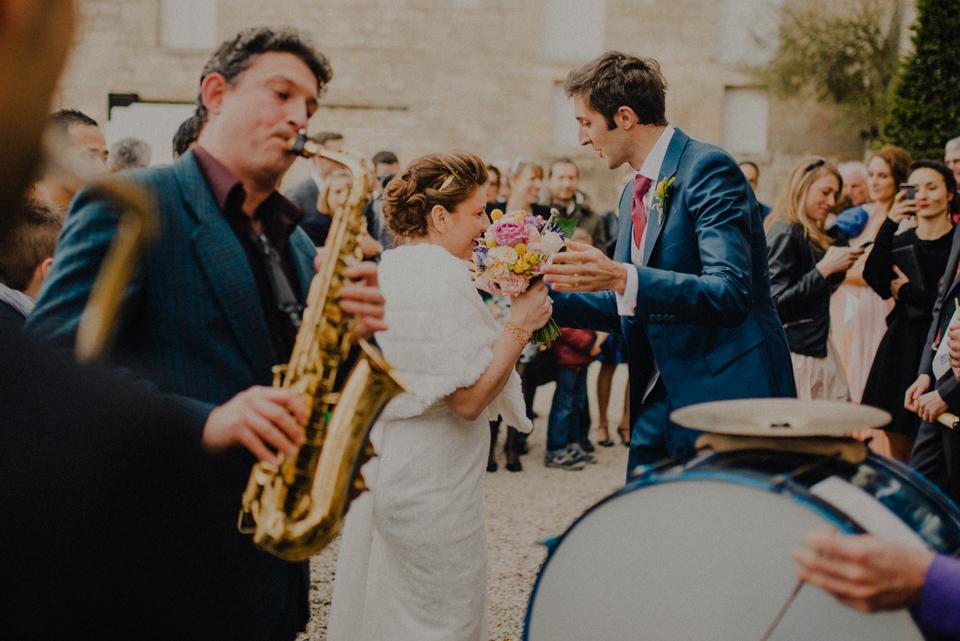 Magali + Julien Les Pommérieux, Buzancy - Mariage