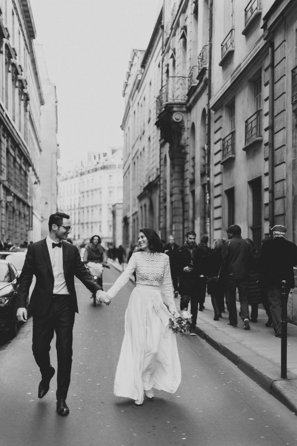 Megan + Julien   Paris - Wedding