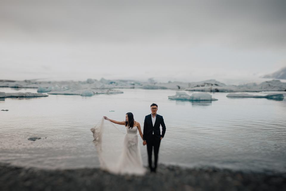 Margaret + Frankie Iceland - Pre wedding