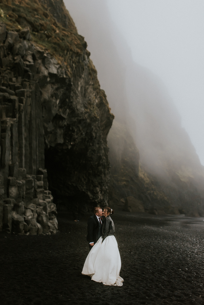 south iceland wedding