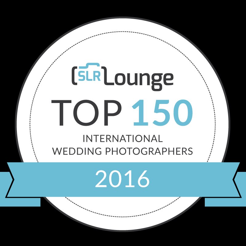 Top 150 international wedding photographer