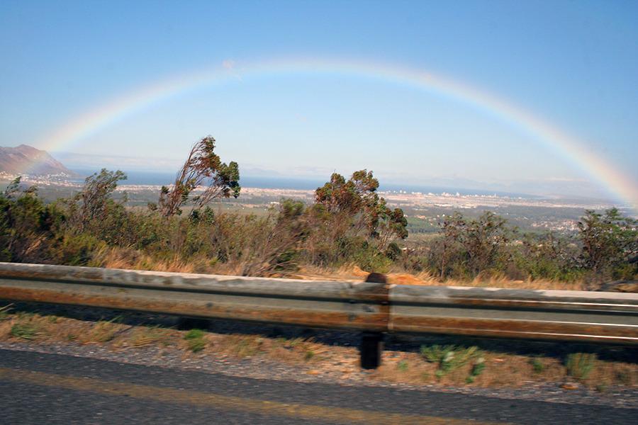Cape Town rainbow