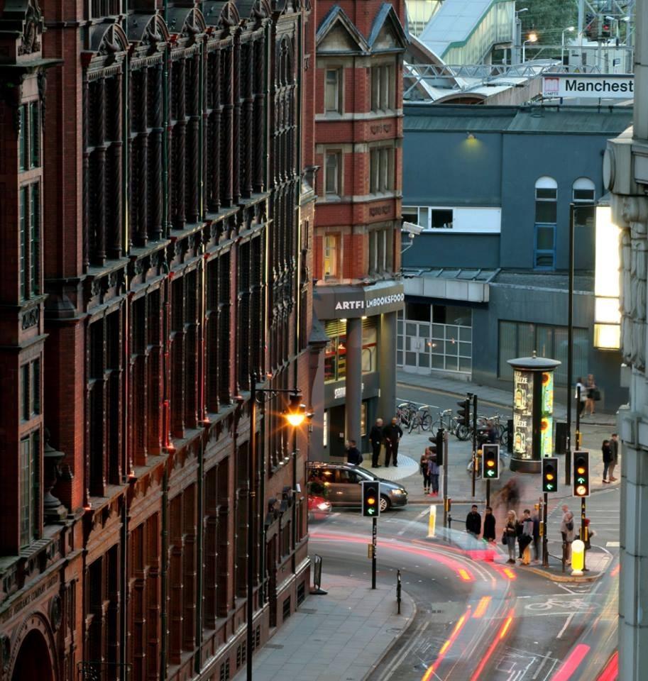 Dusk | Manchester