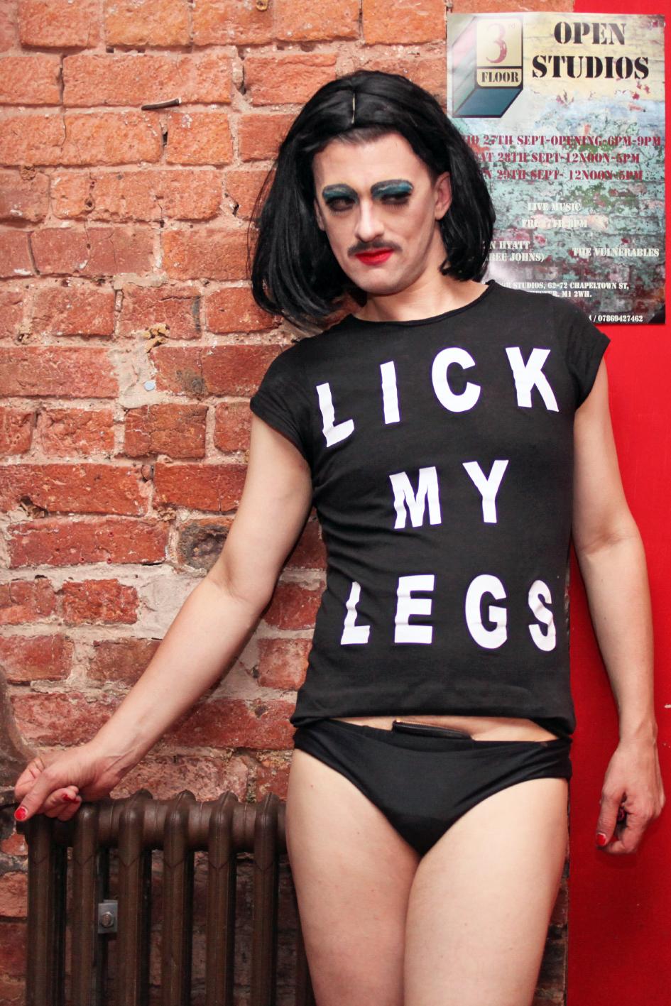 Lick my Legs