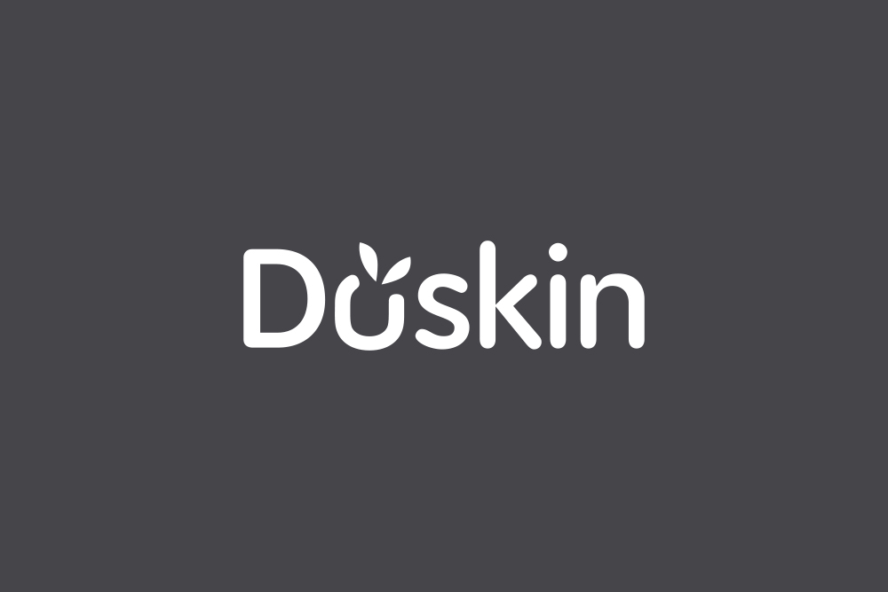 Duskin logo Salt Design