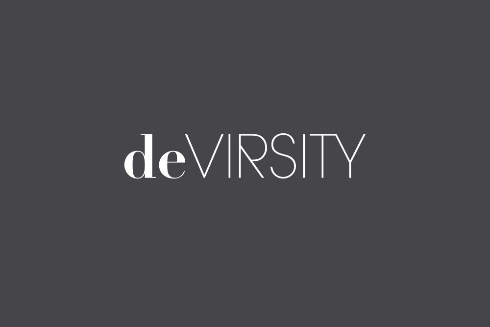 DeVirsity logo Salt Design