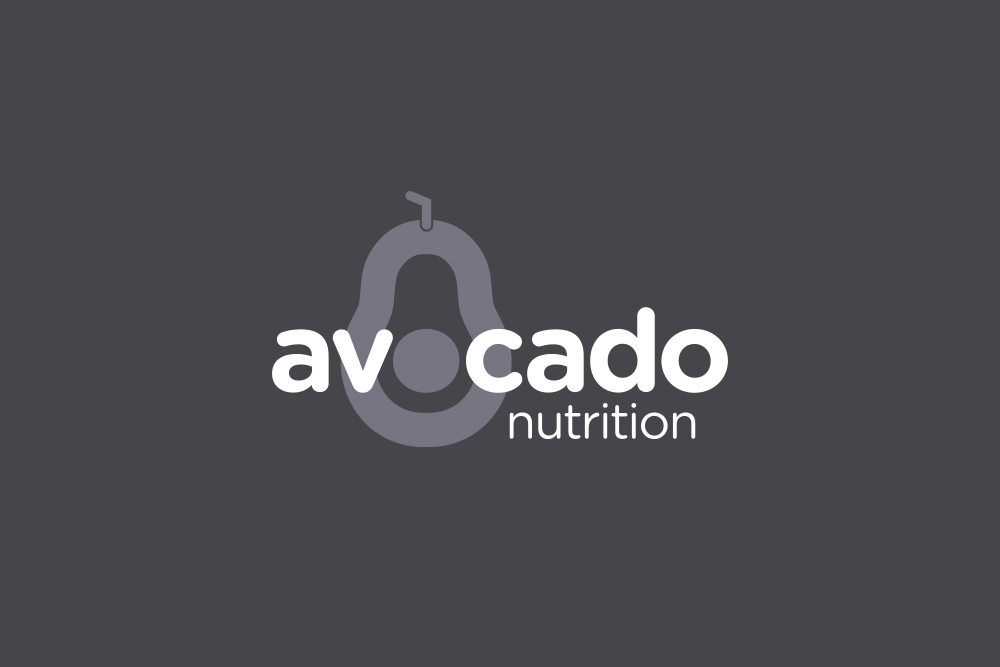 Avocado Nutrition logo Salt Design