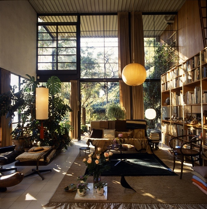 The Eames House, California, 1949