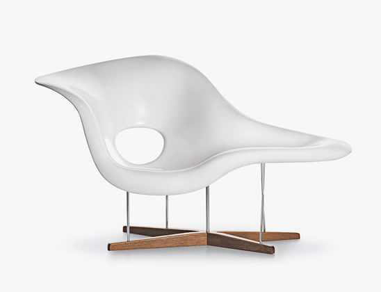 La Chaise : Charles & Ray Eames, 1948