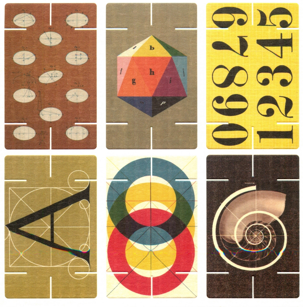 House of Cards: Charles & Ray Eames, 1950s