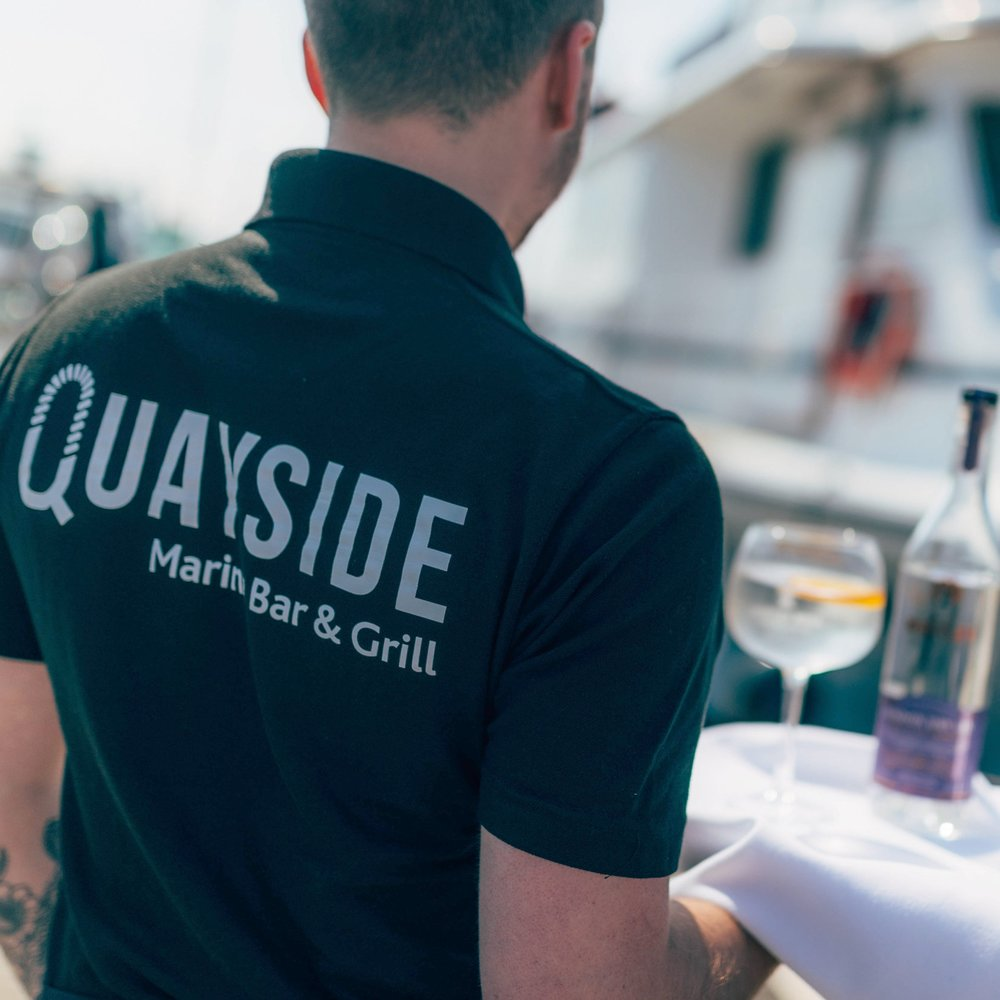 Salt - Quayside Marina uniform