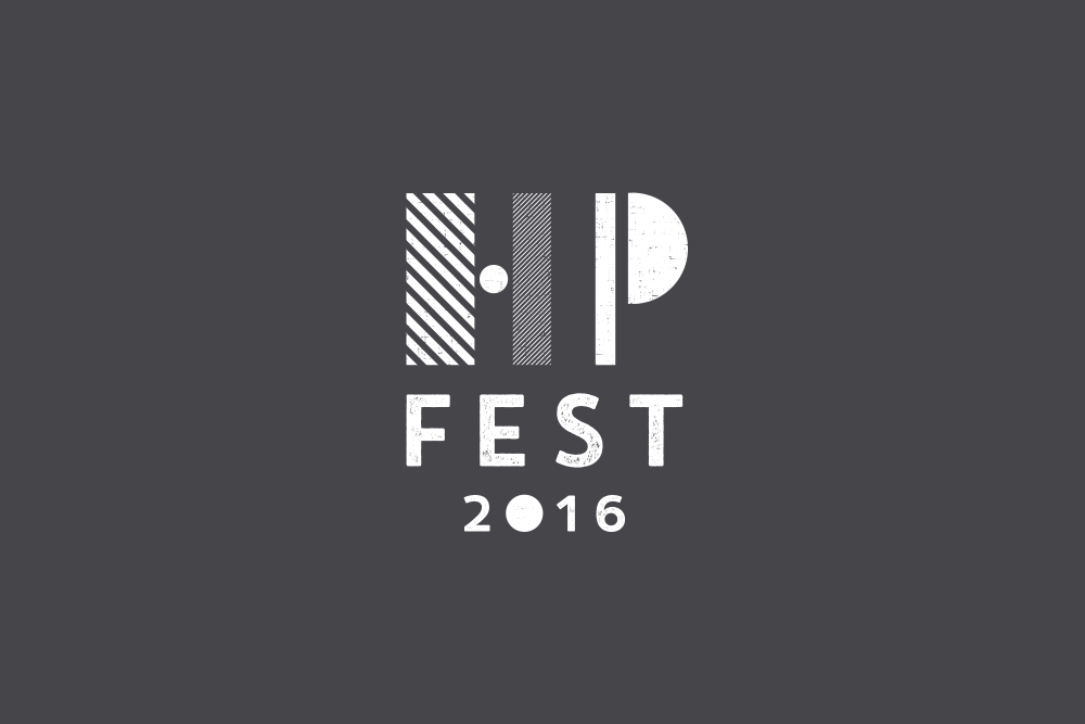 HP Fest 2016 logo Salt Design