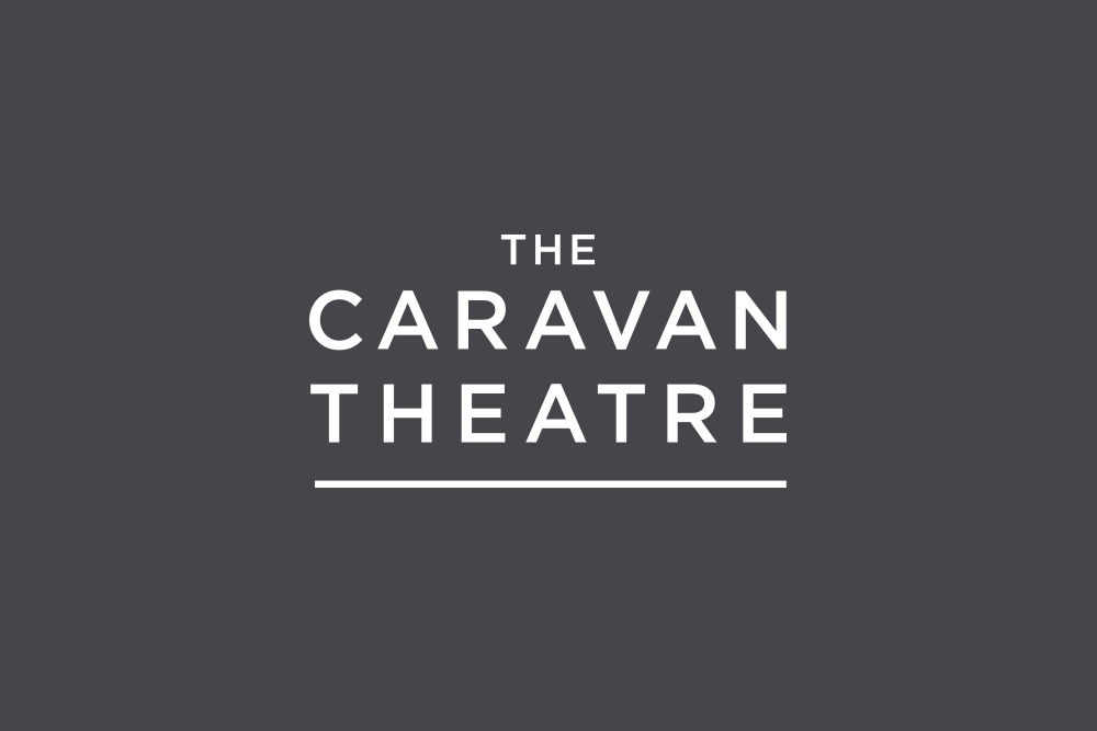 The Caravan Theatre Logo Salt Design