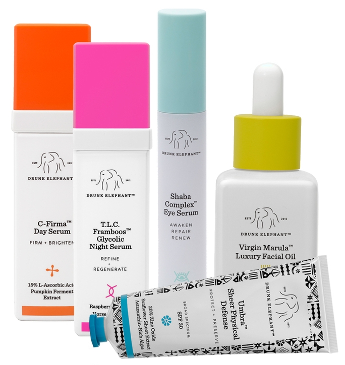 Drunk Elephant Natural Products