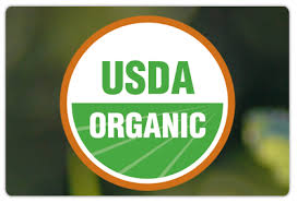 USDA Organic-Approved Symbol