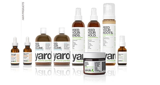 Yarok Organic Hair Products