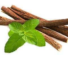 Licorice Root - ...is used in topical oils to clear & heal skin....is especially helpful on sensitive skin....helps diminish under-eye circles, discoloration, and age spots....protects the skin by its powerful antioxidants.