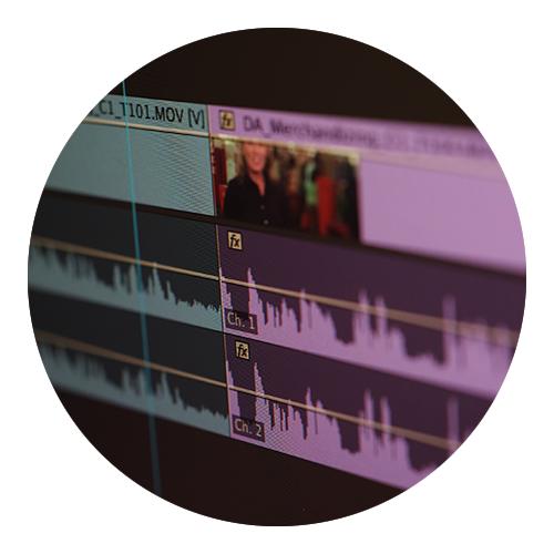 we're editing gurus