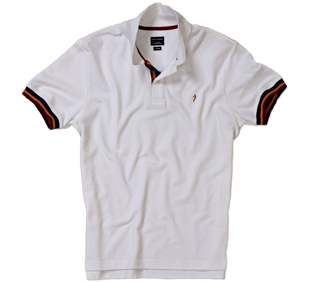 Tipped Polo Regular Fit for Men