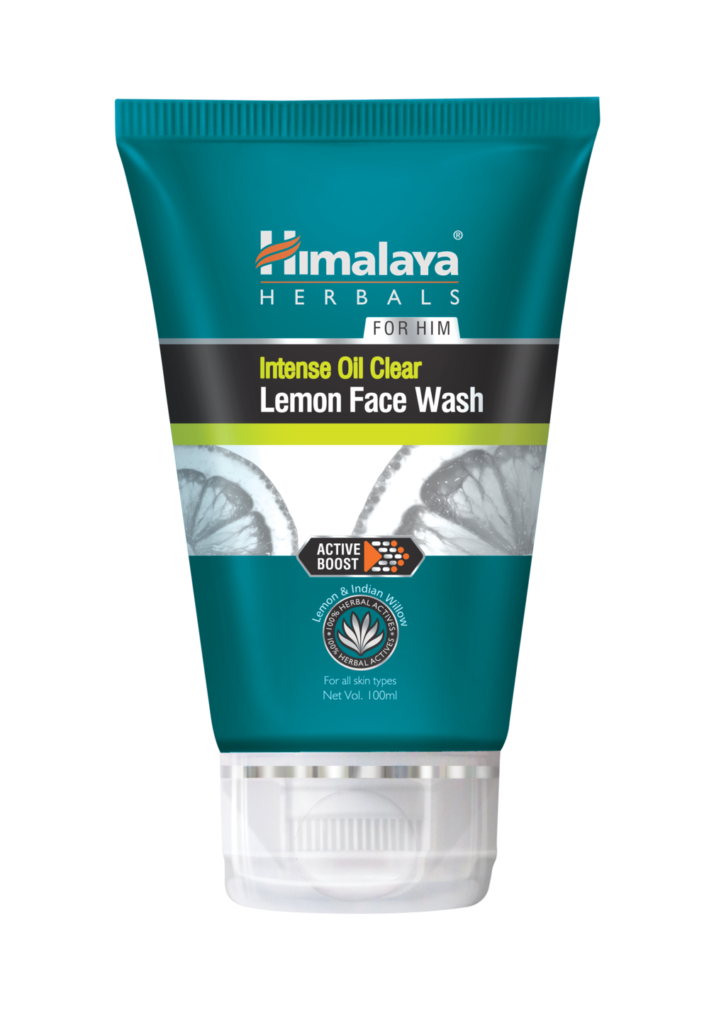 Himalaya_Intense Oil Clear Lemon Face Wash