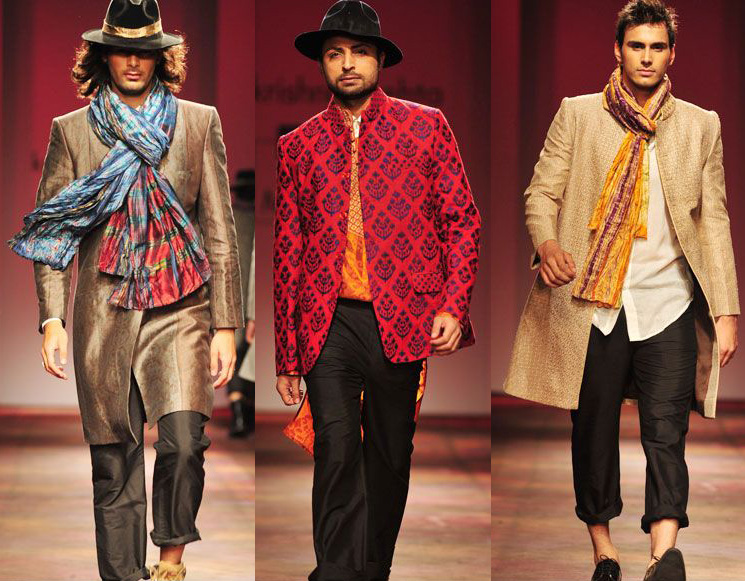Indian man dressing style