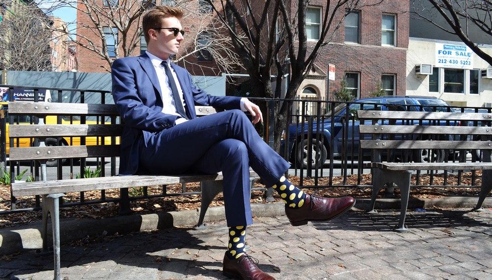 colorful socks for men_formal_iammr