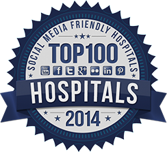 Mission Healthwas ranked #23 among NurseJournal.org's list of 2014's Top 100 Most Social Media Friendly Hospitals.