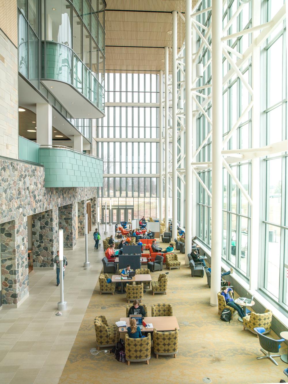 GVSU study area