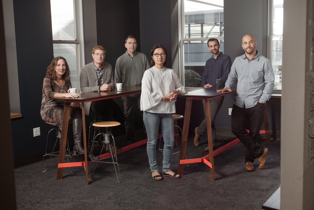 Peopledesign helps companies, inspiring thoughtful action. They also drink a lot of coffee.