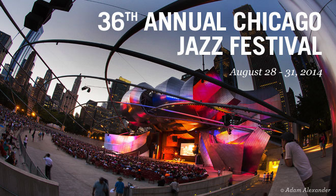 We will have a pop up shop in Millennium Park during the 36th Annual Chicago Jazz Festival. Make sure to stop by and say hi!