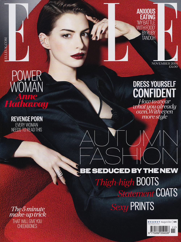 Kai Z Feng | Elle Magazine