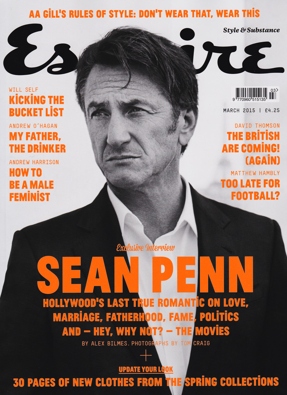 Tom Craig | Esquire