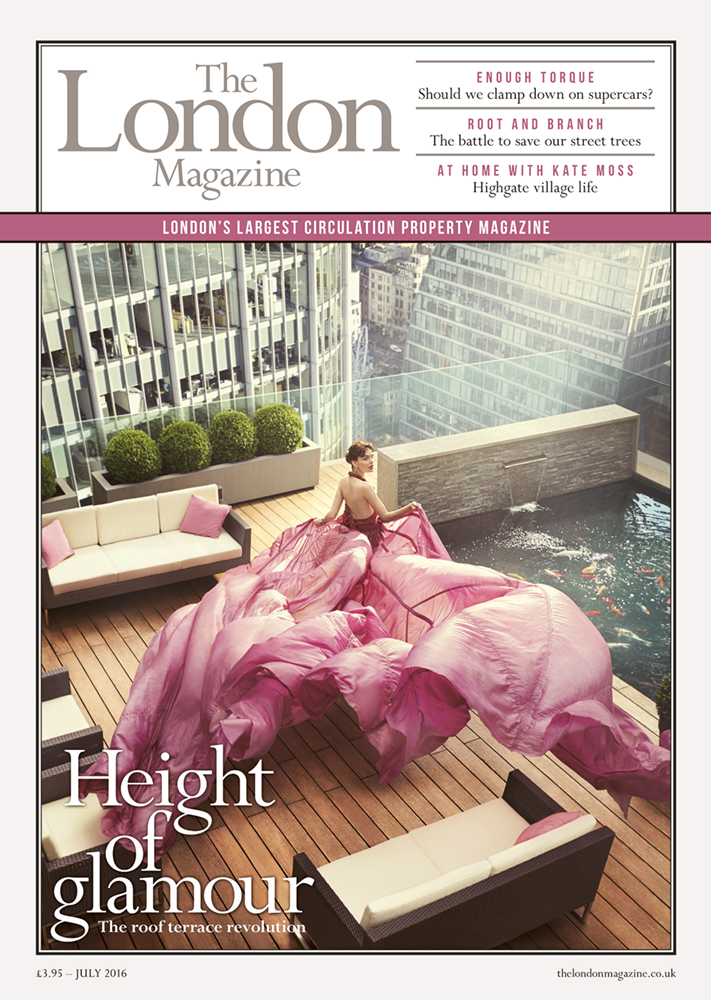 Rebecca Pierce | The London Magazine