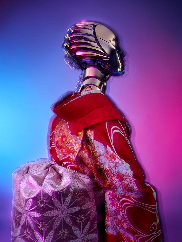 Warren Du Preez & Nick Thornton Jones | Kimono Roboto