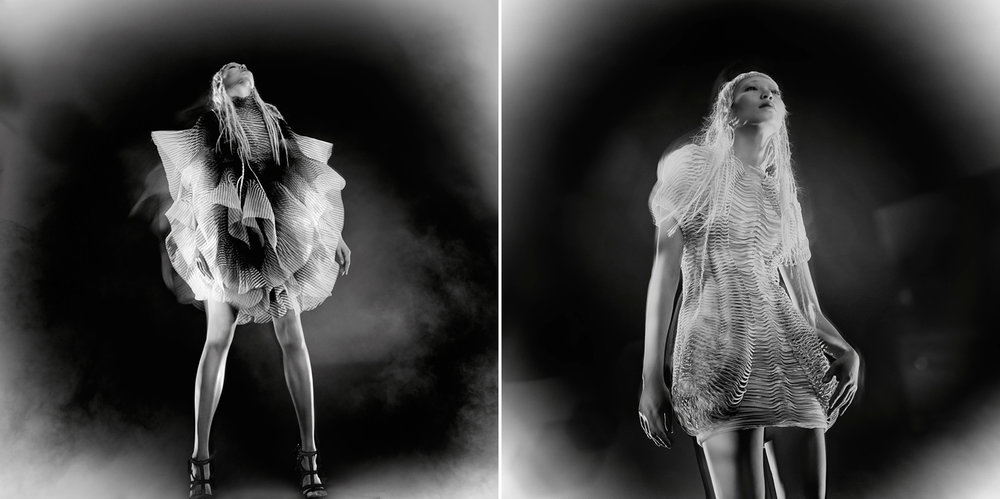 Retouching - Studio Invisible | Warren Du Preez & Nick Thornton Jones - Iris van Herpen