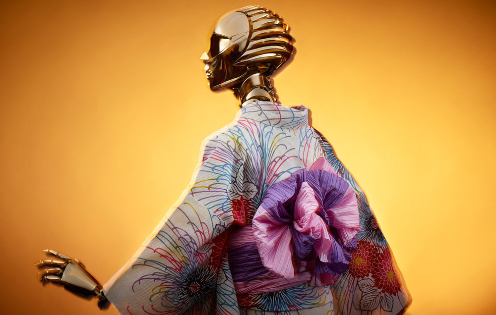 Retouching - Studio Invisible | Warren Du Preez & Nick Thornton Jones - Kimono Roboto