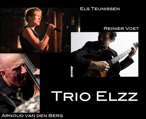 Trio Elzz: 8 januari en 5 februari