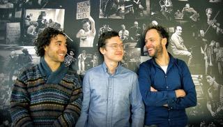 Bondarev Trio: 19 februari en 26 maart