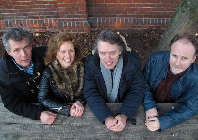 Het Simone Honijk Kwartet