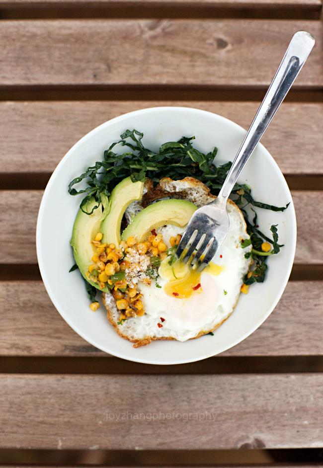 Kale Breakfast